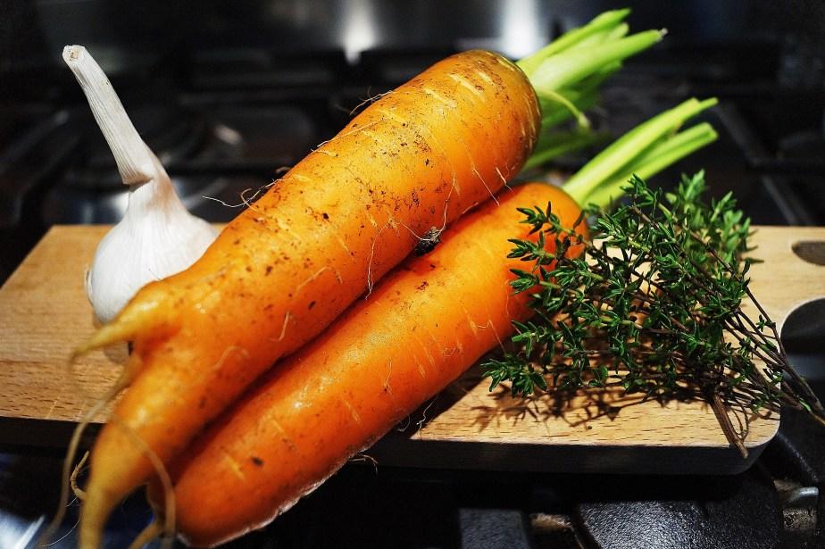 Carrots Papillotte