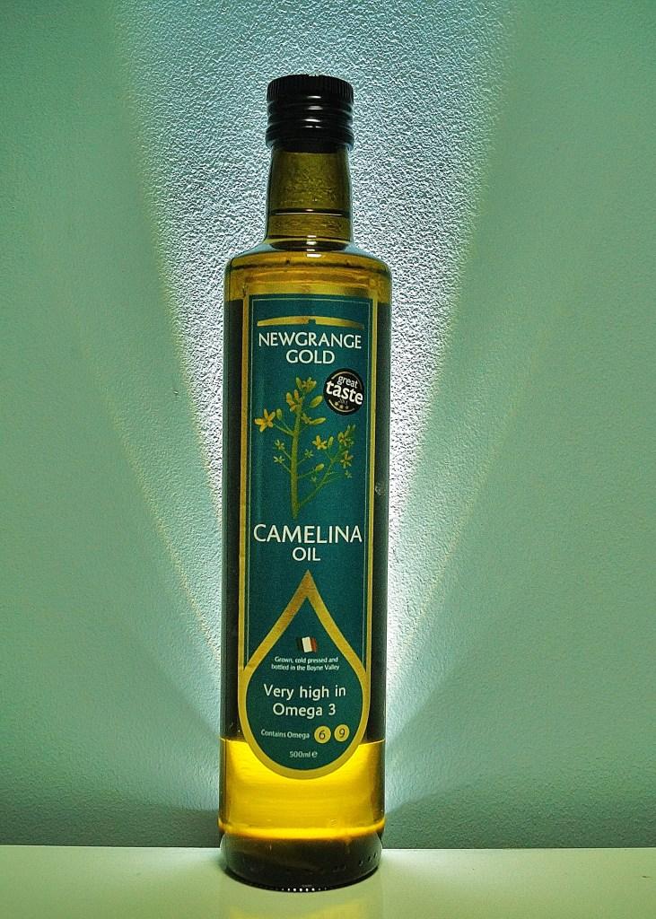 Irish Camelina Oil