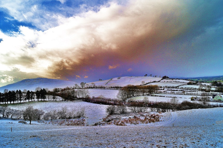 Hills Of Loughcrew - Meath West