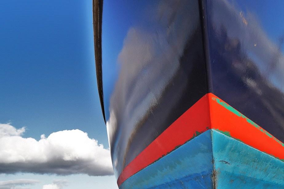 Galway boat - Kinvara