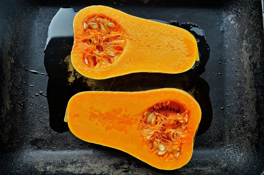 Butternut squash raw