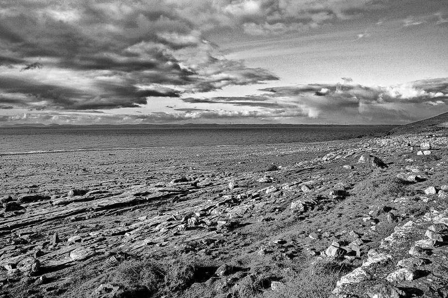 Black'n' white Burren