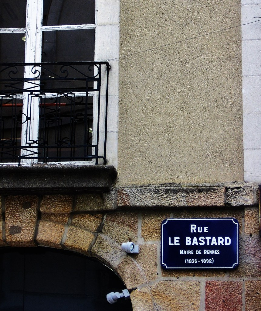 Le Bastard Street