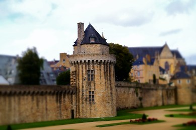 The town of Vannes