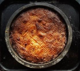 A proper baked Breton Cake