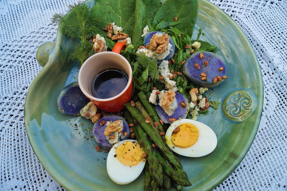 Frannckie's Roquefort Salad