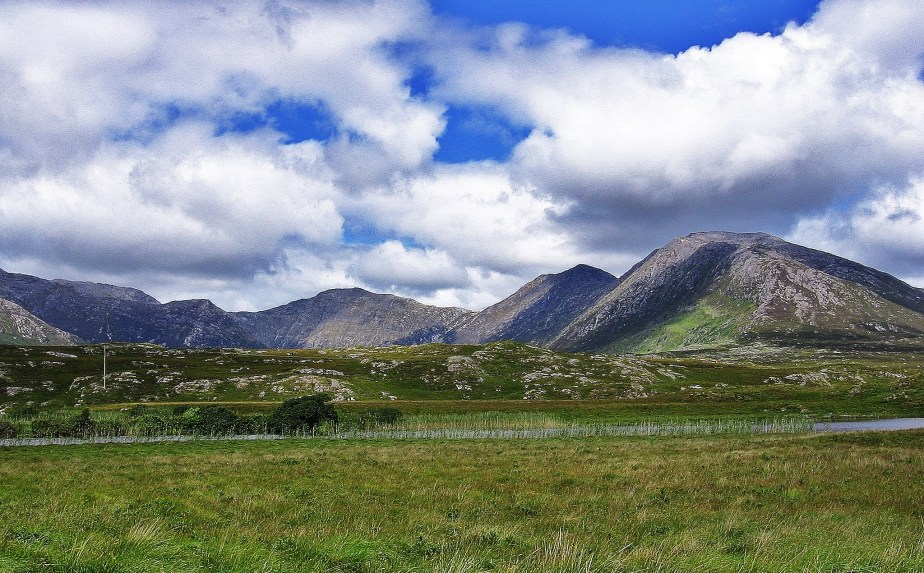 Bens of Connemara